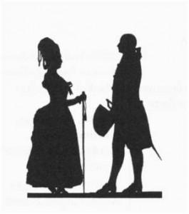 Johann Christian und Charlotte Kestner © Stadtarchiv Hannover
