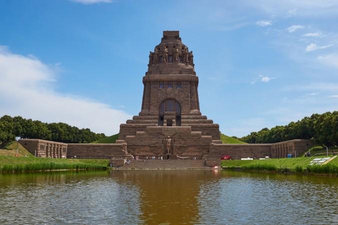 Denkmal der Völkerschlacht von 1813 in Leipzig. Quelle: pixabay/naknaknak